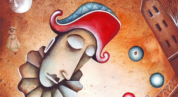 Lanciatore – The Juggling Man