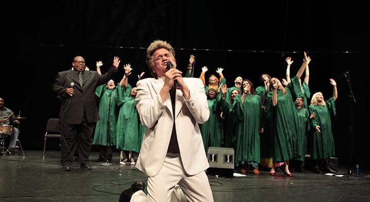 Rev Billy + The Stop Shopping Choir
