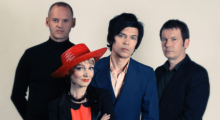 The Primitives + guests The Sabrejets