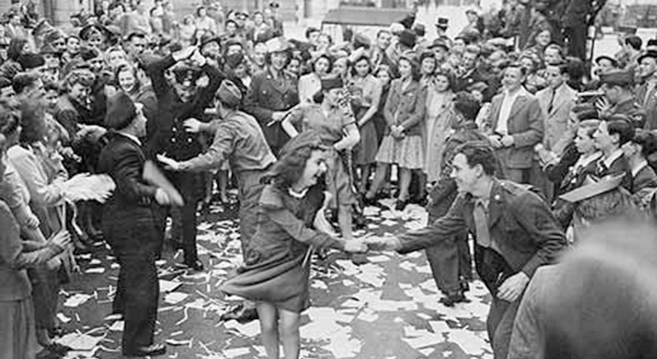 VE Day 70 Years on