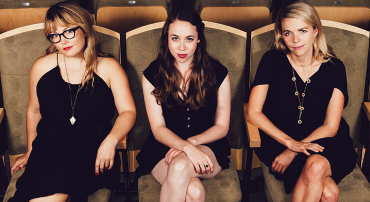 I'm With Her – Sara Watkins, Aoife O'Donovan and Sarah Jarosz